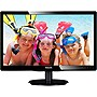 Philips 190V4LSB 19&quot; LED LCD Monitor - 16:10 - 5 ms - Adjustable Display Angle - 1440 x 900 - 16.7 Million Colors - 250 Nit - 1,000:1 - DVI - VGA - Black - Energy Star 5.0, TCO Certified Displays, WEEE