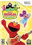 Sesame Street: Elmo's Musical Monsterpiece (Nintendo Wii)
