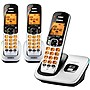 Uniden Cordless Phone - 1.90 GHz - DECT 6.0 - Silver - 2 x Handset - Caller ID - Speakerphone - Backlight