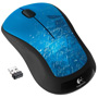 Logitech Wireless Mouse M310 Indigo Scroll  - 910-002482