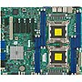 Supermicro X9DRL-iF Server Motherboard - Intel C602 Chipset - Socket R LGA-2011 - Retail Pack - ATX - 2 x Processor Support - 256 GB DDR3 SDRAM Maximum RAM - Serial ATA/600, Serial ATA/300 RAID Supported Controller - On-board Video Chipset