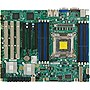 Supermicro X9SRi-F Server Motherboard - Intel C602 Chipset - Socket R LGA-2011 - Retail Pack - ATX - 1 x Processor Support - 256 GB DDR3 SDRAM Maximum RAM - Serial ATA/600, Serial ATA/300 RAID Supported Controller - On-board Video Chipset - 3 x PCIe x16 S