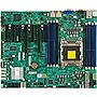 Supermicro X9SRL-F Server Motherboard - Intel C602 Chipset - Socket R LGA-2011 - Retail Pack - ATX - 1 x Processor Support - 256 GB DDR3 SDRAM Maximum RAM - Serial ATA/300, Serial ATA/600 RAID Supported Controller - On-board Video Chipset - 2 x PCIe x16 S