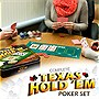 Excalibur Texas Hold'Em Poker Set