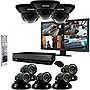 16CH 2TB DVR SURVEILLANCE SYSTEM W/ 8CAMERA 700TVL &amp; MONITOR