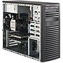 Supermicro SuperServer 5037A-i Barebone System Mid-tower - Intel C602 Chipset