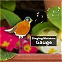Indoor Gardener Singing Moisture Gauge (Robin)