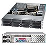 Supermicro SuperServer 6027R-TDARF Barebone System - 2U Rack-mountable - Intel C602 Chipset - Socket R LGA-2011 - 2 x Processor Support - 256 GB Maximum RAM Support - Serial ATA/600 RAID Supported Controller - Matrox G200eW Graphics Integrated - 5 x Total