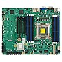 Supermicro X9SRi-3F Server Motherboard - Intel C606 Chipset - Socket R LGA-2011 - Retail Pack - ATX - 1 x Processor Support - 256 GB DDR3 SDRAM Maximum RAM - Serial ATA/600, Serial ATA/300 RAID Supported Controller - 3 x PCIe x16 Slot