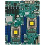 Supermicro X9DRD-iF Desktop Motherboard - Intel C602 Chipset - Socket R LGA-2011 - Retail Pack - Extended ATX - 2 x Processor Support - 256 GB DDR3 SDRAM Maximum RAM - Serial ATA/600, Serial ATA/300 RAID Supported Controller - On-board Video Chipset - 1 x