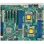 Supermicro X9DBL-i Server Motherboard - Intel C602 Chipset - Socket LGA-1356 - 1 x Retail Pack - 2 x Processor Support - 192 GB DDR3 SDRAM Maximum RAM - Serial ATA/300, Serial ATA/600 RAID Supported Controller - On-board Video Chipset - 1 x PCIe x16 Slot