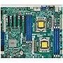Supermicro X9DBL-i Server Motherboard - Intel C602 Chipset - Socket LGA-1356 - 1 x Retail Pack - 2 x Processor Support - 192 GB DDR3 SDRAM Maximum RAM - Serial ATA/300, Serial ATA/600 RAID Supported Controller - On-board Video Chipset - 1 x PCIe x16 Slot