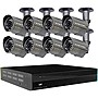 16CH STANDALONE DVR 1TB HDD 8 DAY/NIGHT HIGH RESOLUTION CLR CAM