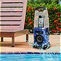 iCanister MP3/iPod Water-Resistant Stereo Speaker - Blue