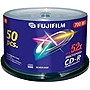 Fujifilm CD-R Media - 700MB - 120mm Standard - 50 Pack Spindle