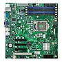 Supermicro X8SIL-F Server Motherboard - Intel 3420 Chipset - Socket 1156 - Retail Pack - Micro ATX - 1 x Processor Support - 32 GB DDR3 SDRAM Maximum RAM - Floppy Controller, Serial ATA/300 RAID Supported Controller - On-board Video Chipset