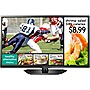 "LG 32"" Class (31.5"" Measured Diagonally) The LG EzSign TV LED Commercial Widescreen - 32"" LCDEthernet"