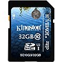 Kingston Elite 32 GB Secure Digital High Capacity (SDHC) - 1 Card - Class 10/UHS-I - 30 MBps Read