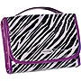 Conair Travel Smart TS654HSK Carrying Case for Toiletries - Water Proof - Zebra