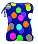 "BUILT Apple iPad or 10"" Tablet Neoprene Sleeve, Scatter Dot"