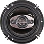 Power Acoustik Crypt CF-653 Speaker - 3-way - 65 Hz to 20 kHz - 4 Ohm - 6.50""