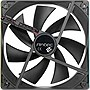 TWOCOOL 120 BLUE CASE FAN W/ 2SPEED SWITCH 3PIN 120MM