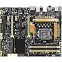 Asus Z87-WS Workstation Motherboard - Intel Z87 Express Chipset - Socket H3 LGA-1150 - Retail Pack - ATX - 1 x Processor Support - 32 GB DDR3 SDRAM Maximum RAM - CrossFireX, SLI Support - Serial ATA/600 RAID Supported Controller - CPU Dependent Video - 4