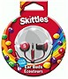 Maxell Skittles In-Ear Earbuds (Red)