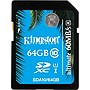 Kingston Ultimate 64GB SDXC Class 10/UHS-I Memory Card