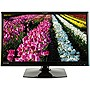 "Planar PLL2710W 27"" Edge LED LCD Monitor - 16:9 - 3.40 ms - 1920 x 1080 - 16.7 Million Colors - 300 Nit - 1,200:1 - DVI - VGA - Black - RoHS"