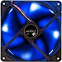 Antec TrueQuiet 120 Blue Cooling Fan - 1 x 120 mm - 1000 rpm - Silicon - Retail