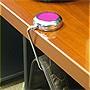 Perfect Solutions Handbag Hook with Microlight
