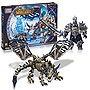 Mega Bloks World of Warcraft Arthas & Sindragosa