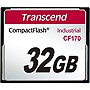 Transcend CF170 32 GB CompactFlash (CF) Card - 89.80 MBps Read - 38.15 MBps Write - 1 Card