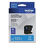 Brother Innobella LC101C Ink Cartridge - Cyan - Inkjet - 300 Page - 1 Each