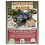 Backyard Basics Eco-Cover Patio Dining Set Cover - Supports Patio Dining Set - Fabric