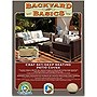Backyard Basics Eco-Cover Chat Set / Deep Seating Patio Cover - Supports Patio - Fabric