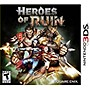 Square Enix Heroes of Ruin - Action/Adventure Game Retail - Cartridge - Nintendo 3DS