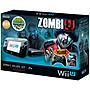 Nintendo ZombiU Deluxe Set with GamePad, Wii Remote (Black)