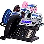 Xblue X16 Small Office Phone System 6 Line Digital Speakerphone - Charcoal