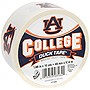 "Duck Auburn Tigers - 1.88"" Width x 30 ft Length - Tearable - 6 Roll"