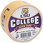 "Duck LSU Tigers - 1.88"" Width x 30 ft Length - Easy Tear - 6 / Case"