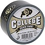 "Duck College Tape - Colorado - 1.88"" Width x 30 ft Length - Easy Tear - 6 / Case"