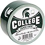 "Duck Michigan State Spartans - 1.88"" Width x 30 ft Length - Tearable - 6 Roll"