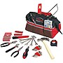 Apollo 58 Piece Home/Office Tool Kit In Bag