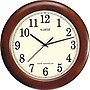 La Crosse Technology WT3122A Wall Clock - Analog - Quartz - Atomic