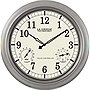 La Crosse Technology WT-3181PL Wall Clock - Analog - Quartz - Atomic