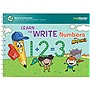 LeapFrog Learn to Write Numbers with Mr Pencil Interactive Education Electronic Book