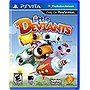 Sony Little Deviants - Arcade Game - NVG Card - PS Vita