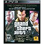 Take-Two Grand Theft Auto IV - The Complete Edition - Action/Adventure Game - PlayStation 3